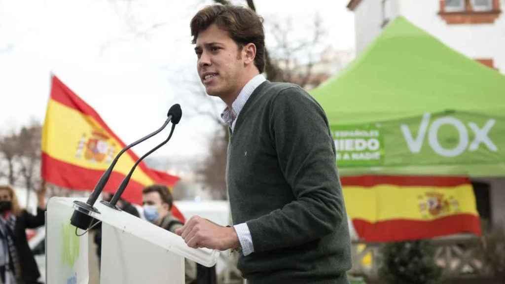 Alberto Tarradas.