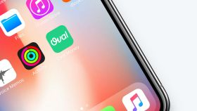 La 'app' de Oval Money en un 'smartphone'.