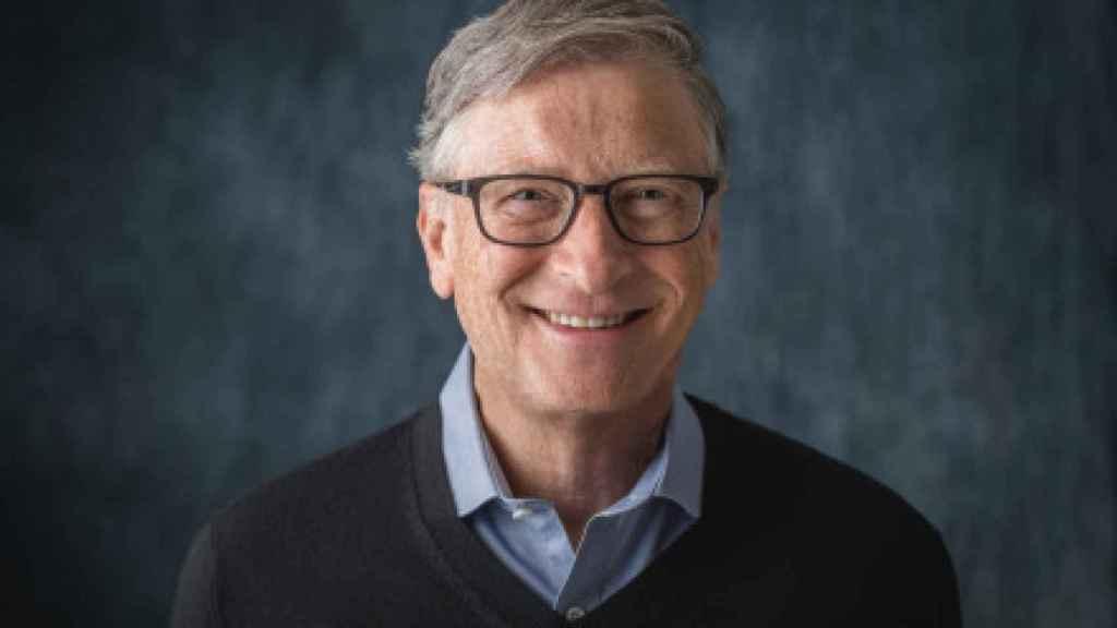 Bill Gates, en una fotografía facilitada a EFE por la editorial.