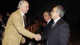 José María Echevarría y Alejandro Blanco