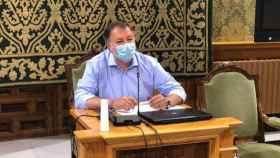 Darío Dolz, alcalde de Cuenca, en una imagen de archivo