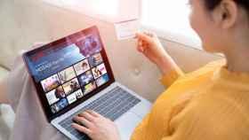 Una usuaria se da de alta como suscriptor en una plataforma digital.