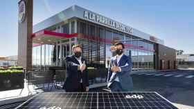 EDP instala autoconsumo solar en 300 restaurantes de Burger King España