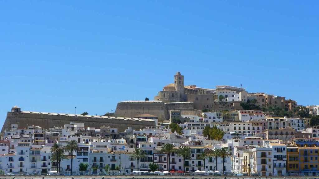 Imagen de Ibiza.