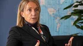 La Jefa del Grupo de Trabajo para las Relaciones con el Reino Unido en la Comisión Europea, Clara Martínez Alberola
