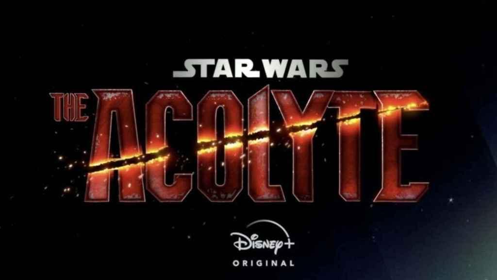 Logo de 'The acolyte'.