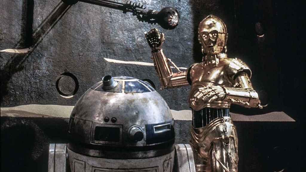 Los droides más famosos de 'Star Wars'.