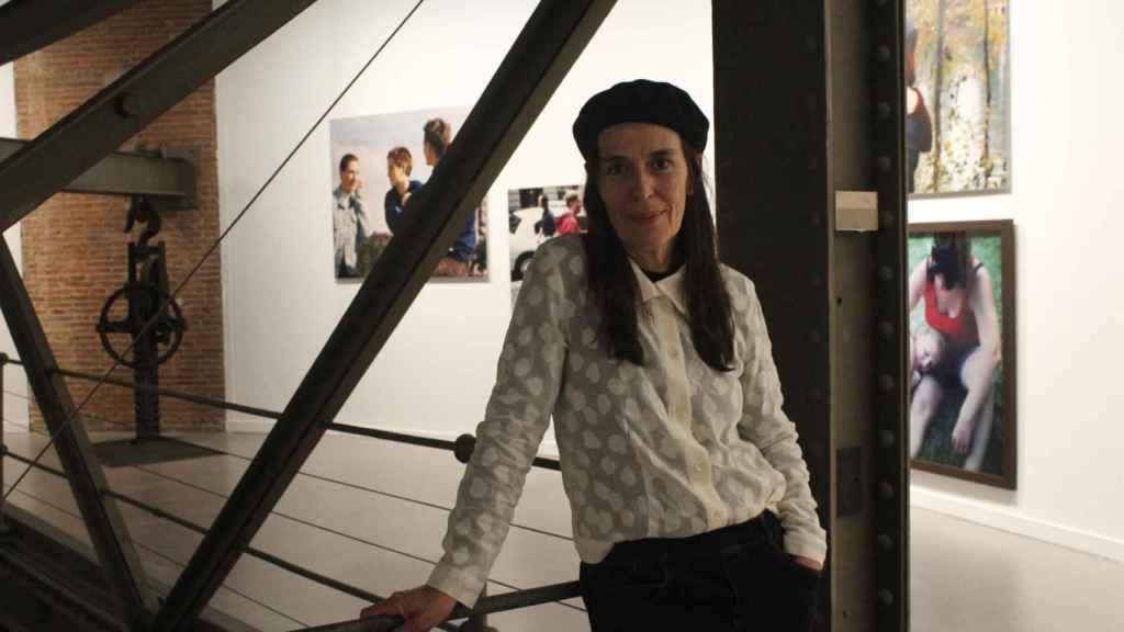 Carmela García.