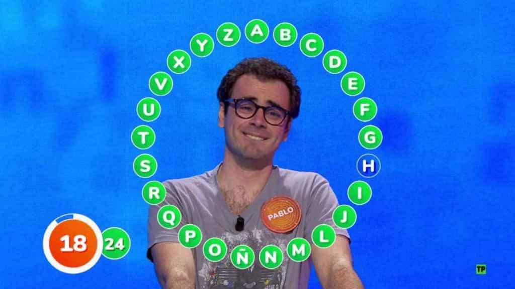 ¿Cuándo ganará Pablo el bote de 'Pasapalabra'? Antena 3 lanza una emocionante promo