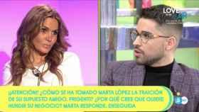 Miguel Frigenti también destapa que Marta López vende productos de Aliexpress mucho más caros