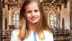 La princesa Leonor comenzará su bachillerato en Gales en el mes de septiembre.