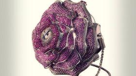 Precious Rose de Judith Leiber.