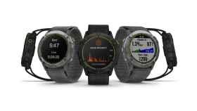 El nuevo reloj inteligente de Garmin es más extremo que nunca: hasta 2 meses de batería