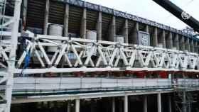 Así ha sido la espectacular transformación del Estadio Santiago Bernabéu en los últimos tres meses de obras