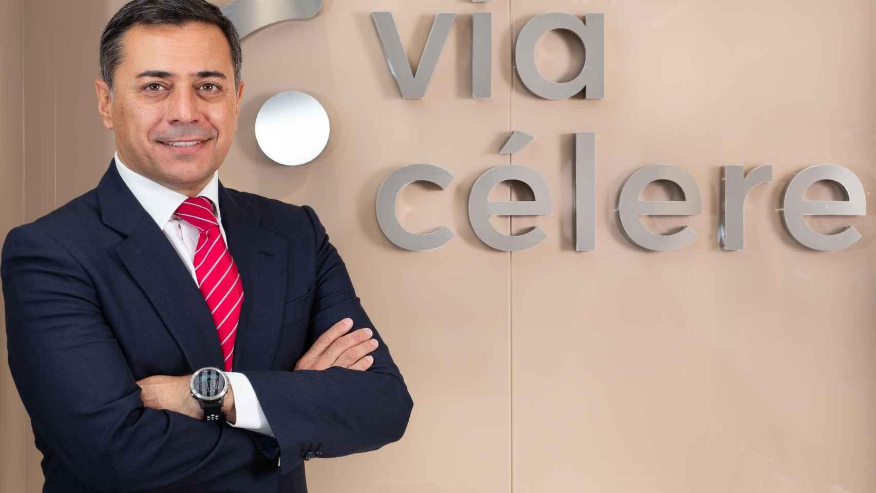José Ignacio Morales, consejero delegado de Vía Célere.