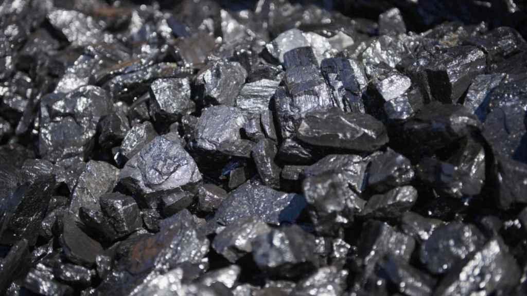 Carbón en una imagen de archivo.