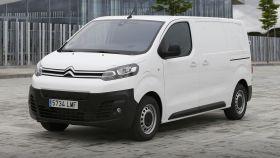 El Citroën ë-Jumpy es una furgoneta 100% eléctrica.