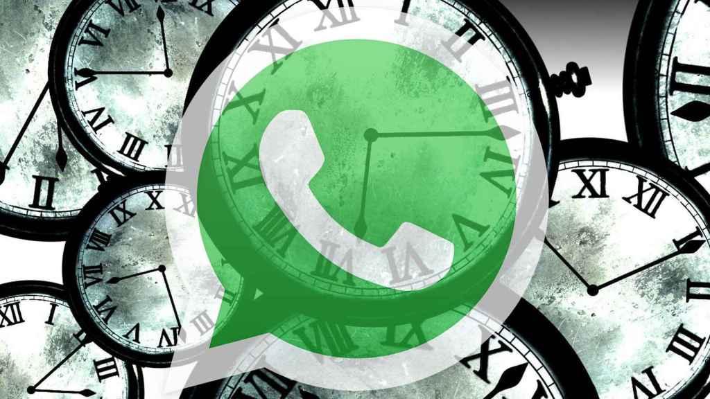 Relojes y WhatsApp.