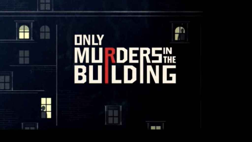 'Only Murders in The Building'.