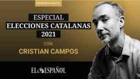 Comenta hoy con Cristian Campos los resultados de las elecciones catalanas del 14F