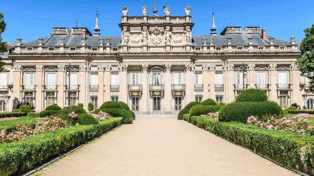 Palacio Real de La Granja de San Idefonso