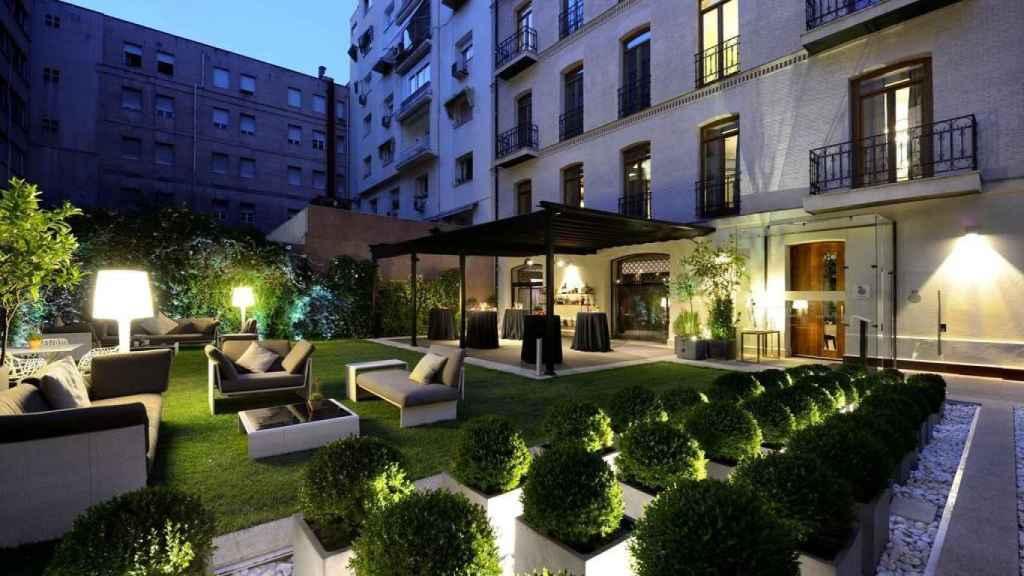 Hotel Único Madrid.