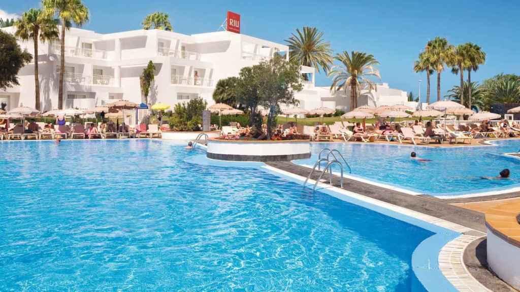 Riu Paraiso Lanzarote Resort.