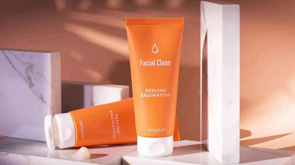 Nuevo exfoliante enzimático para todo tipo de pieles.