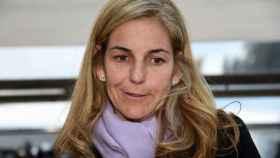 Arantxa Sánchez Vicario en una imagen de archivo.