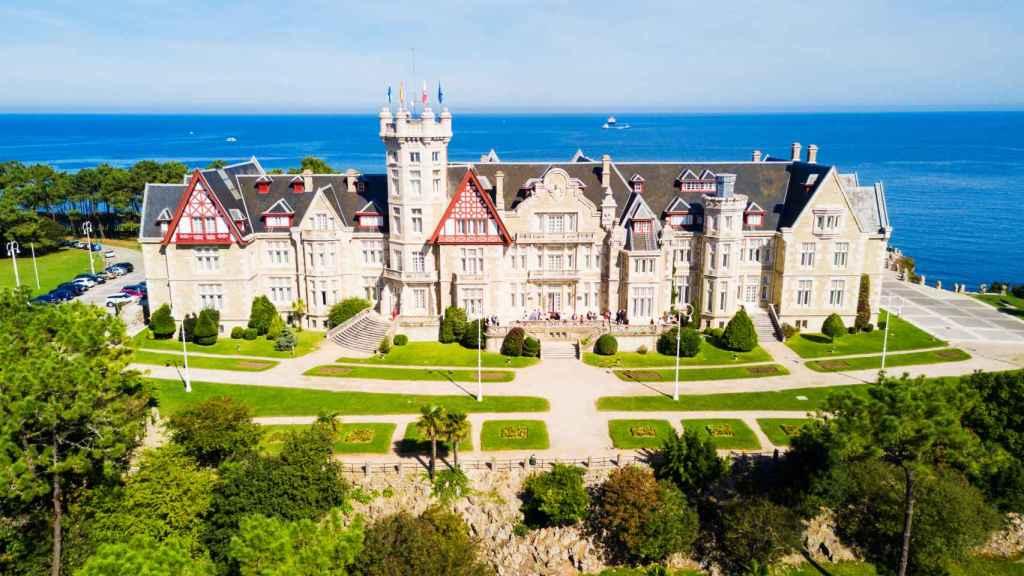 Los 10 palacios más bonitos de España