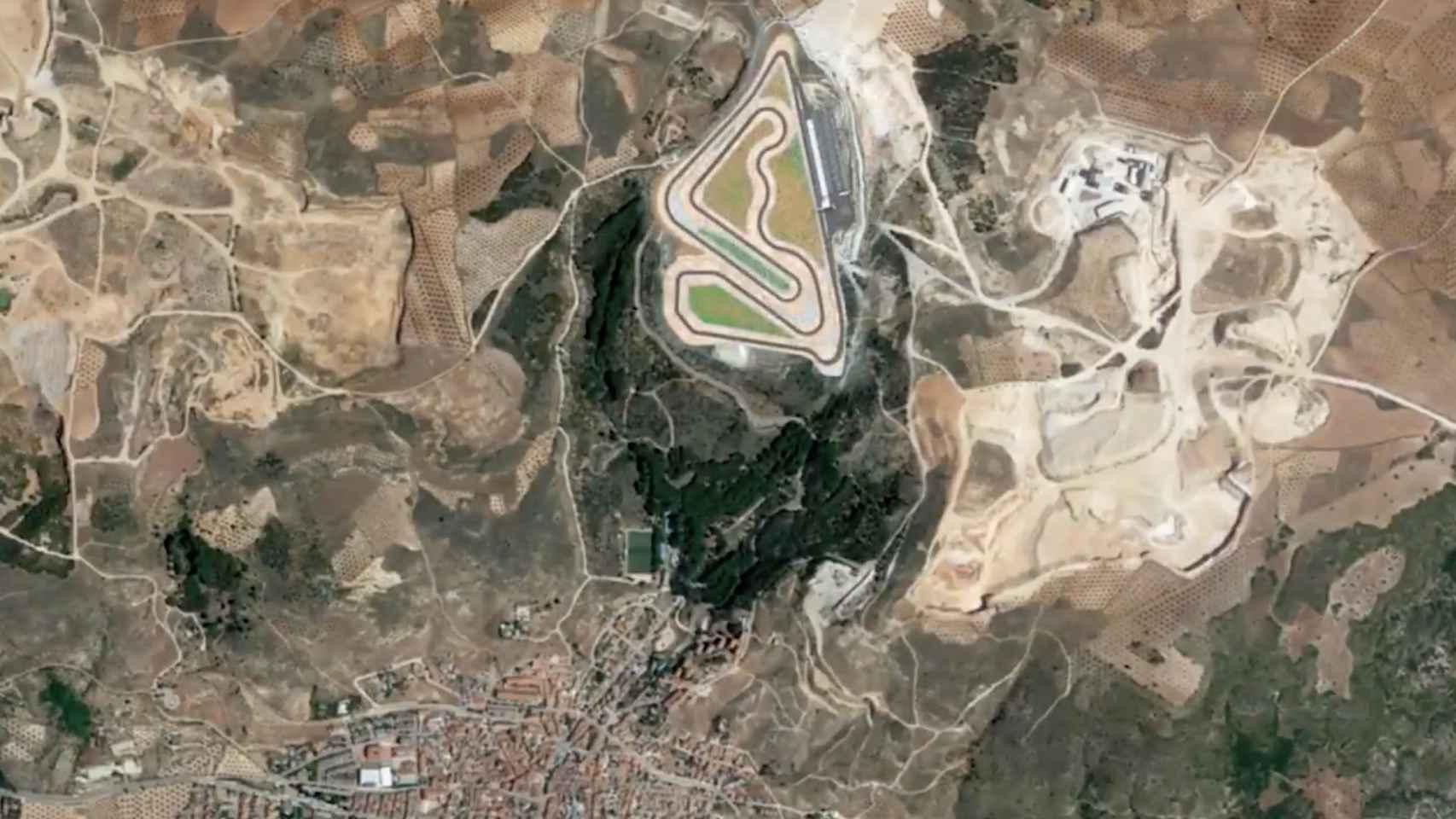 Así sería el futuro circuito de Fórmula 1 y MotoGP en Morata de Tajuña