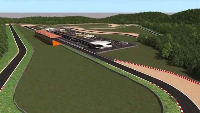 Así sería el circuito de Morata de Tajuña que aspira a albergar un GP de Fórmula 1 y MotoGP