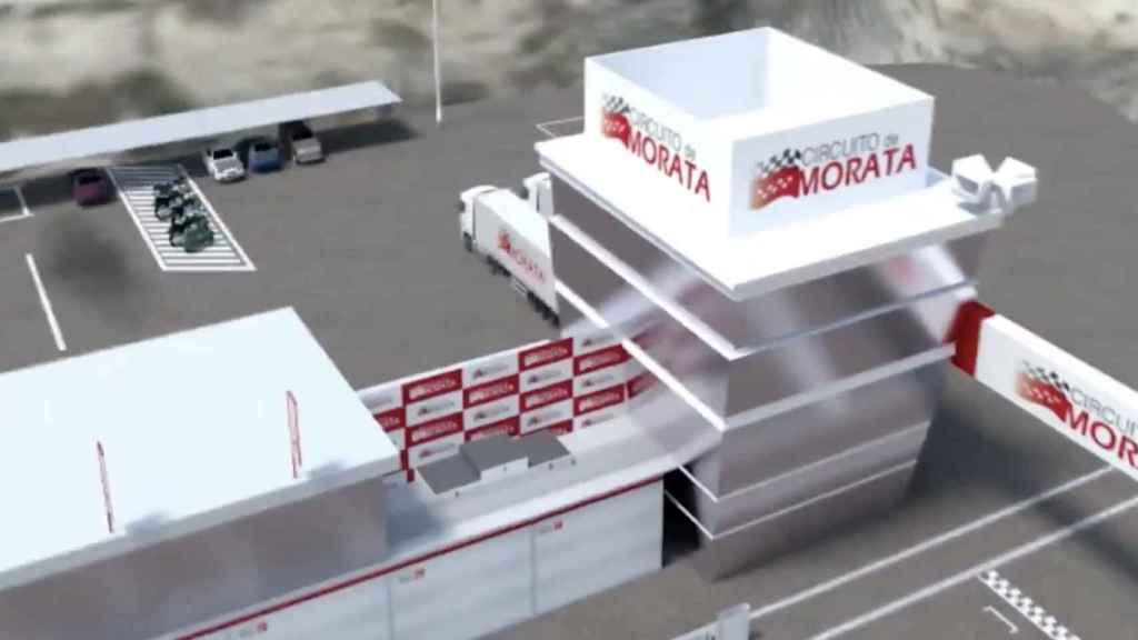 De un polígono industrial a un circuito de Fórmula 1: las claves del proyecto de Morata de Tajuña