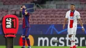 RAC1 y la goleada del PSG al Barça