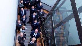 Los socios y principales directivos y gestores de atl Capital.
