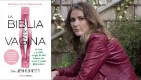 El best seller internacional 'La biblia de la vagina' de Jen Gunter (derecha) llega a España.
