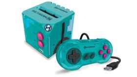 La RetroN Sq, consola que ejecuta juegos de Game Boy