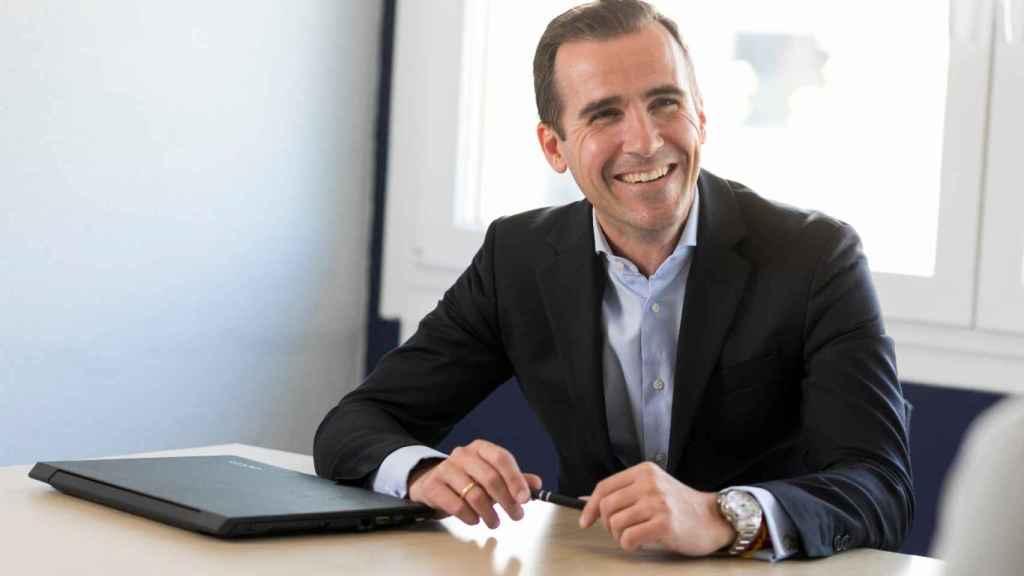 Daniel Sala, CEO de Grupo Dihme.