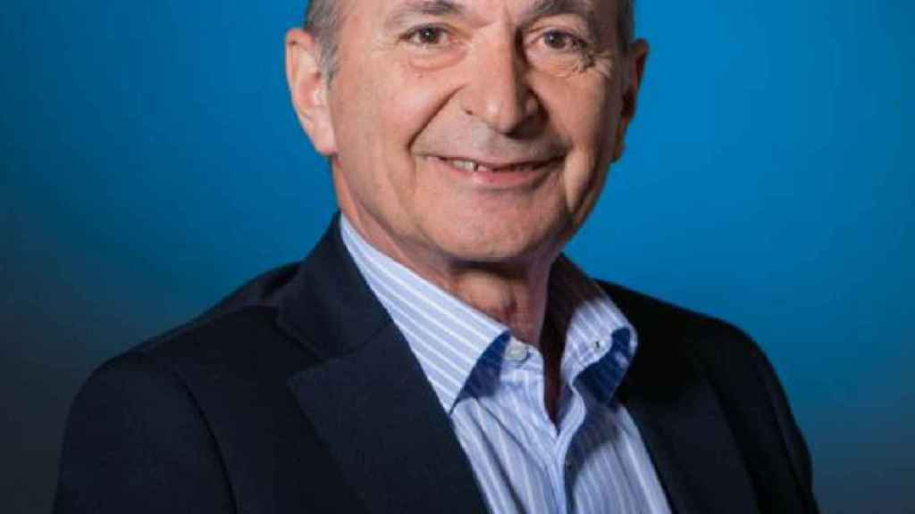 El coautor de 'Hacienda somos todos, cariño', Carlos-Rodriguez-Braun.