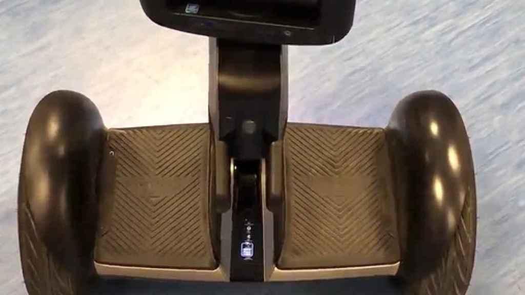 Arturito, el robot cordobés que es guía turístico. FOTO: Paythunder.