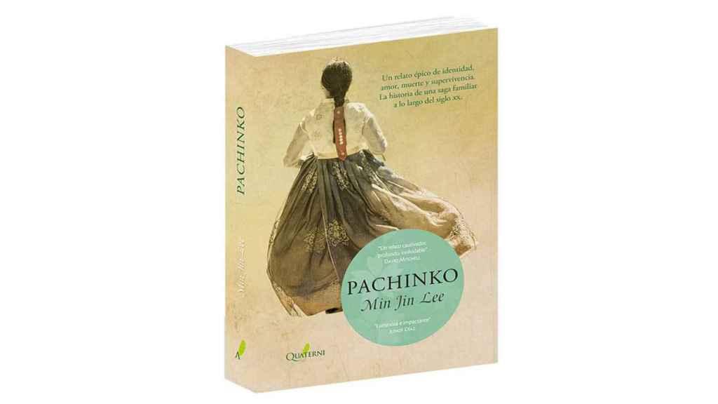 'Pachinko' (Min Jin Lee), portada española.