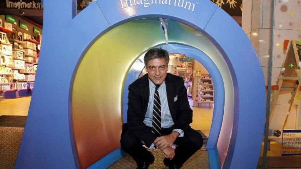 Félix Tena, fundador de Imaginarium.