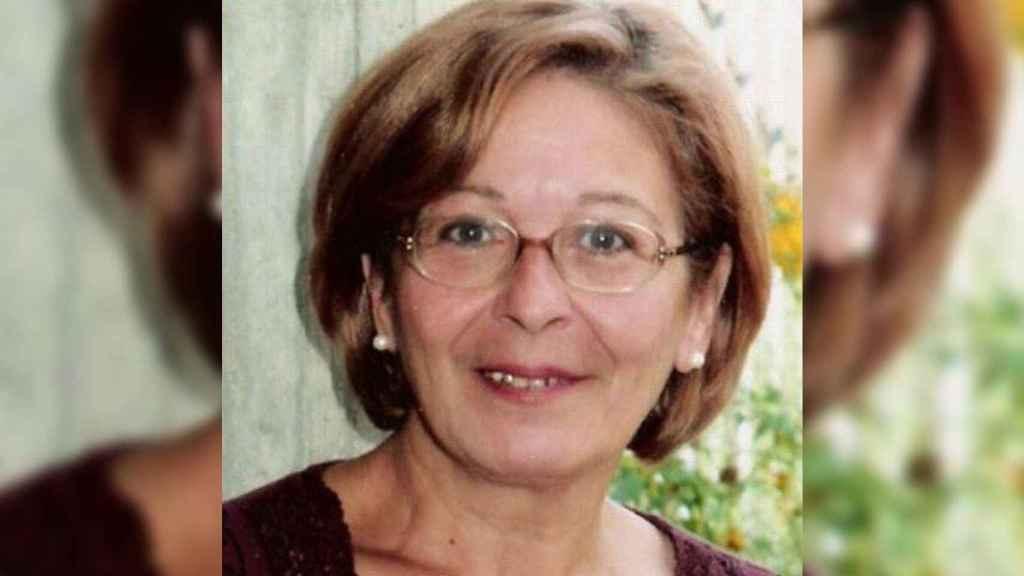 La miembro de los Grapo Isabel Aparicio.