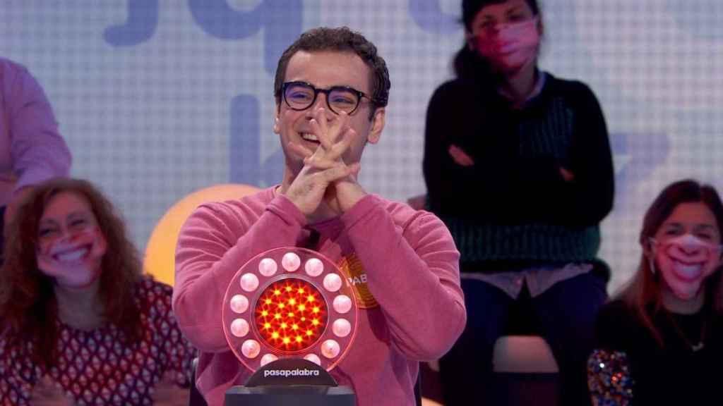 ¿Quiénes son los concursantes con mas programas en 'Pasapalabra'?