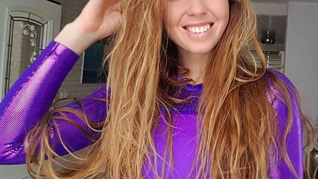 Verona Van de Leur, exgimnasta y actriz porno