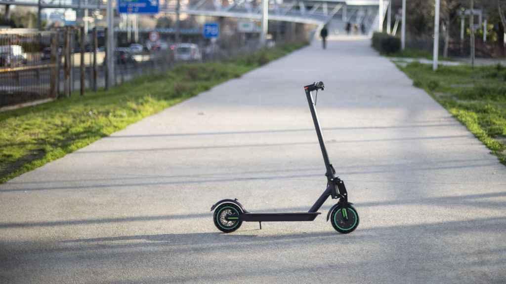 El patinete Electric Scooter L de Youin tiene tres modos de conducción.