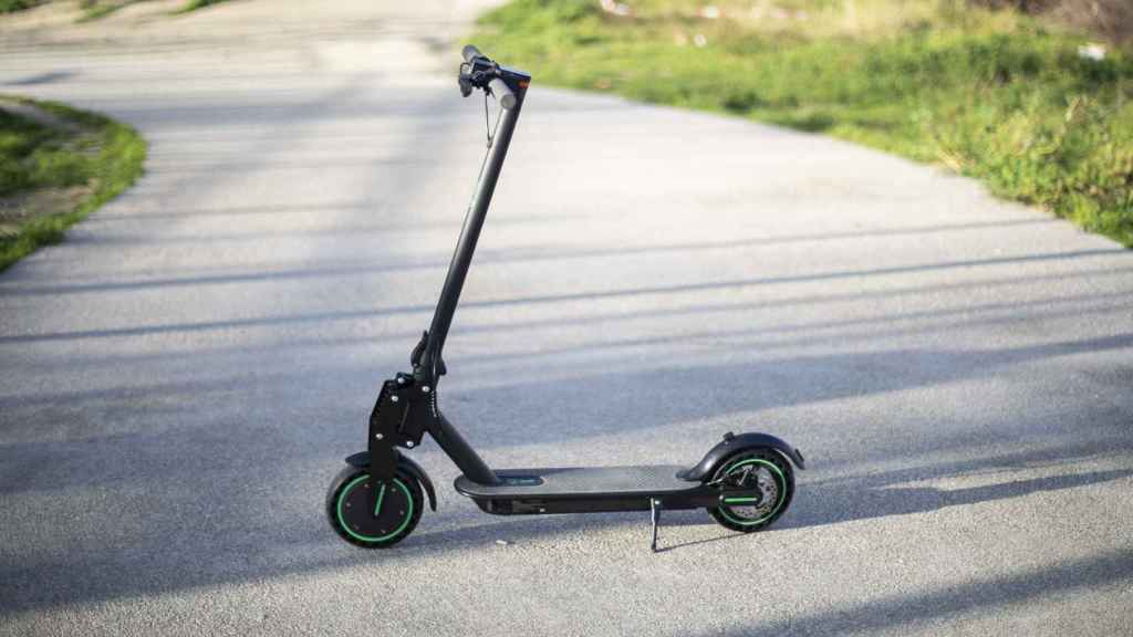 Así es el patinete Electric Scooter L de Youin