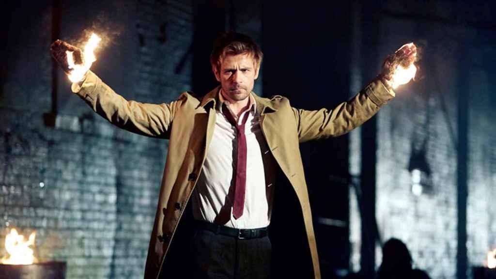 La serie sobre el personaje de 'Constantine'.