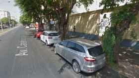 Avenida Catedrático Soler, donde han intentado okupar la vivienda.