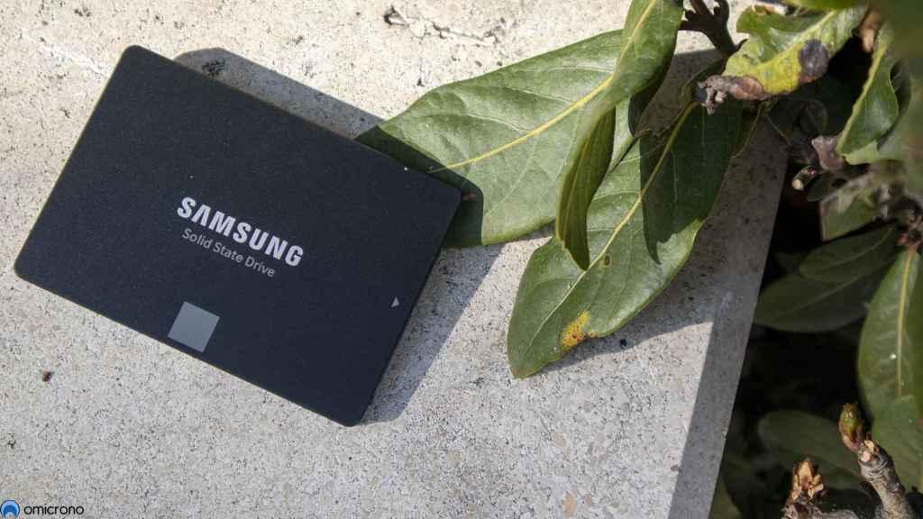 Se queda atrás ante un SSD NVMe, pero da igual.